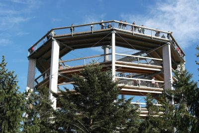 Ausflug mit Kindern: Stausee Lipno - Hotel Almesberger****S