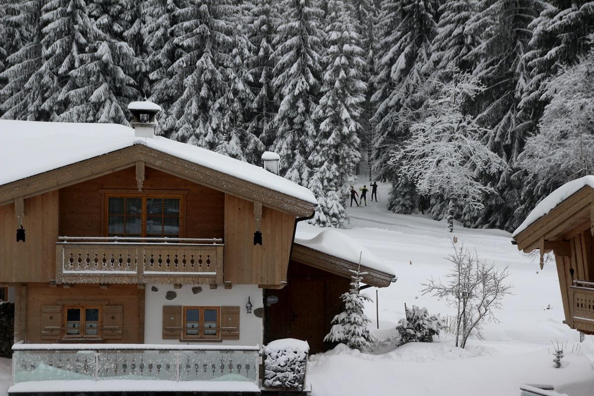 Langlaufen in Schöneben - Hotel Almesberger****S