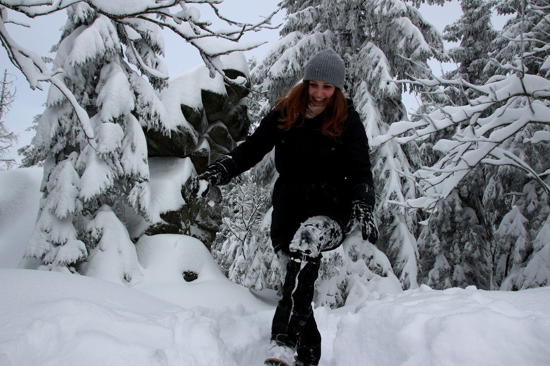Winterwandern im Mühlviertel macht Spaß - Hotel Almesberger****S