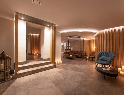 Neuer Wellnessbereich im Hotel Almesberger****S