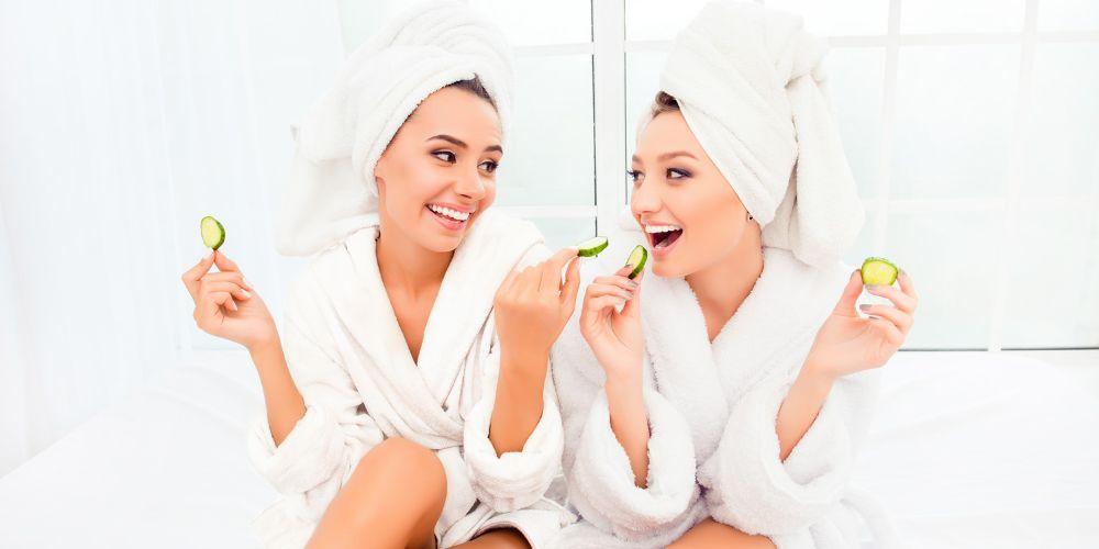 Wellness-Kurztrip unter Freundinnen, Wellness Freundinnen Tage